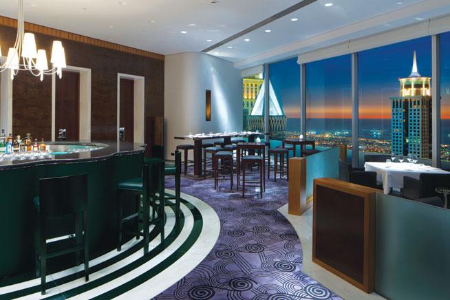 Alta Badia, Jumeirah Emirates Towers