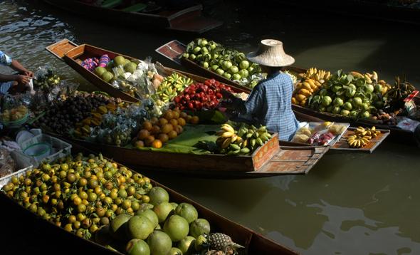 bangkok-floating-market