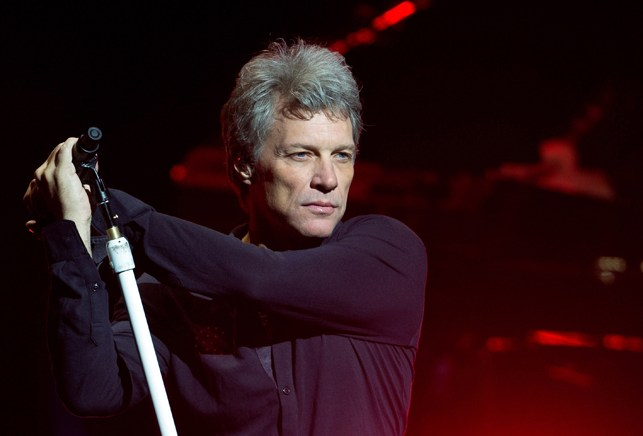 """Bon Jovi Debut New Album - """"This House Is Not For Sale"""""""