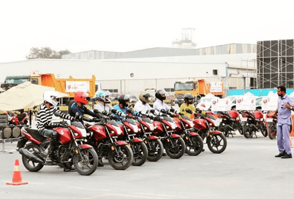 A Motorcycle Licence In Dubai