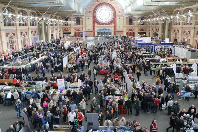 he London Festival of British Railway Modelling