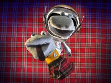 Scottish Falsetto Sock Puppets in Space