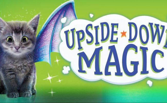 New Disney Channel Original Movie Upside Down Magic
