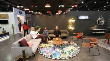 Design Joburg featuring Rooms on View