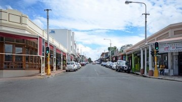 a day in melville
