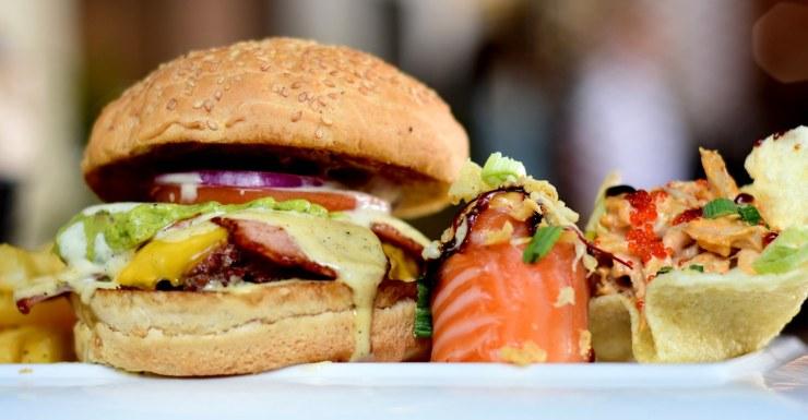 great burgers in pretoria