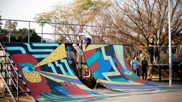 Thrashers Skate Park