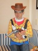 I'm a rootin' tootin' cowboy!