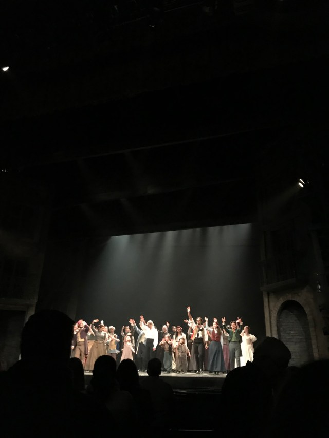 Les Misérables at The Academy of Music 🎭 – What's on Mimi's
