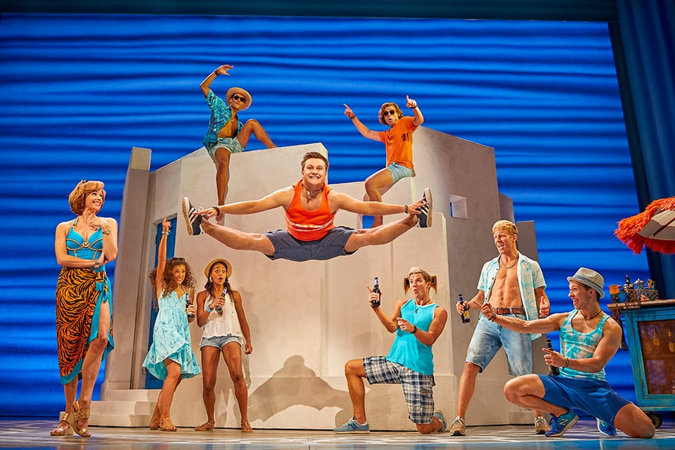 Mamma Mia - Theatre Royal Newcastle