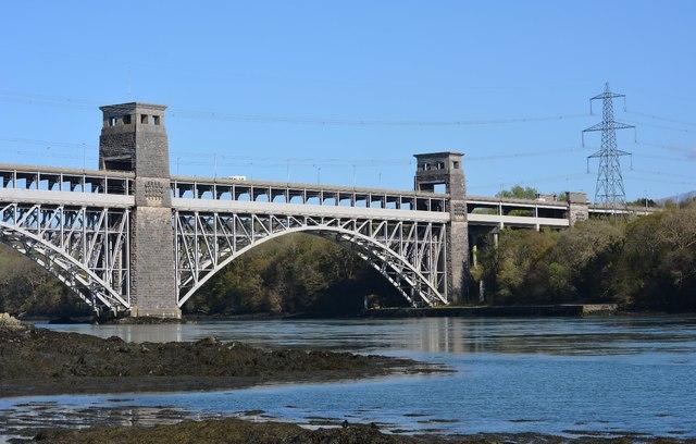 brit bridge by oliver mills