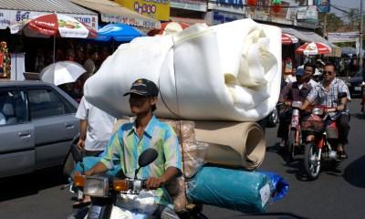 Moto Driver Phnom Penh