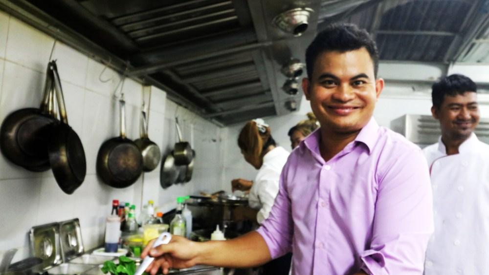 Mirror Restaurant Phnom Penh Duk Da