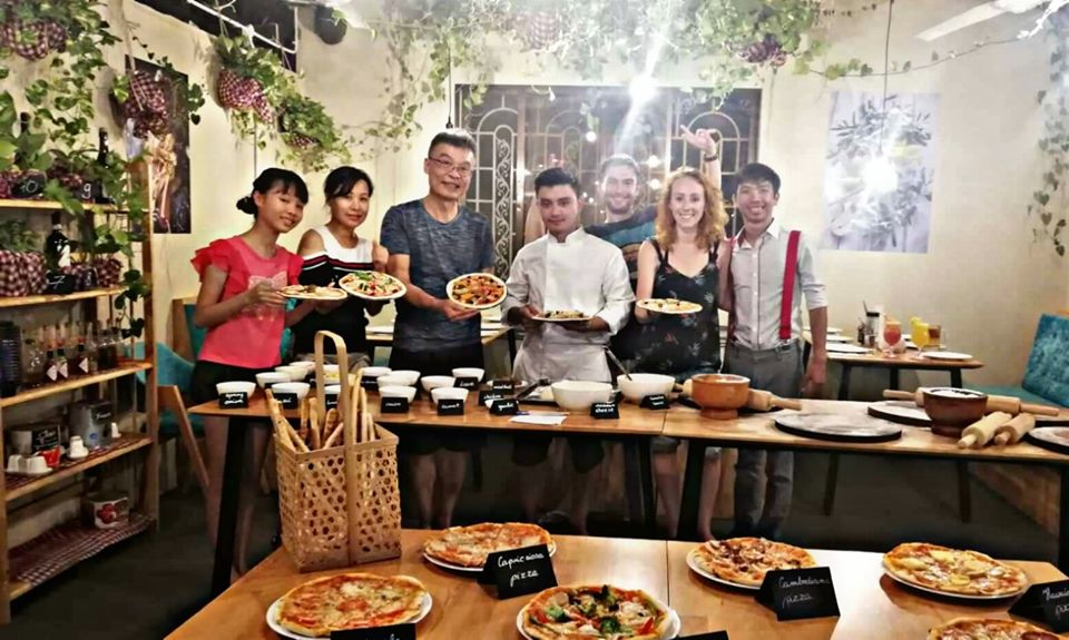 Godfather BKK1 Pizza Class