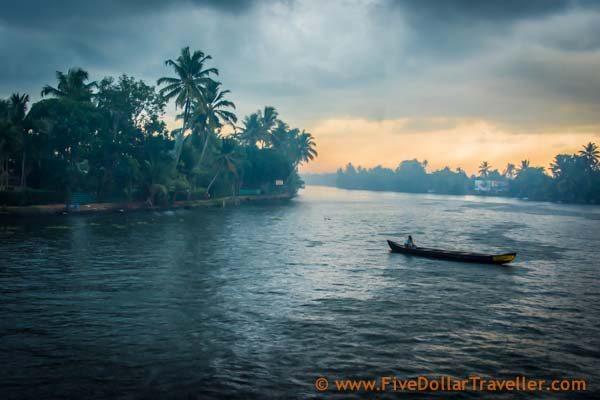 rains backwaters