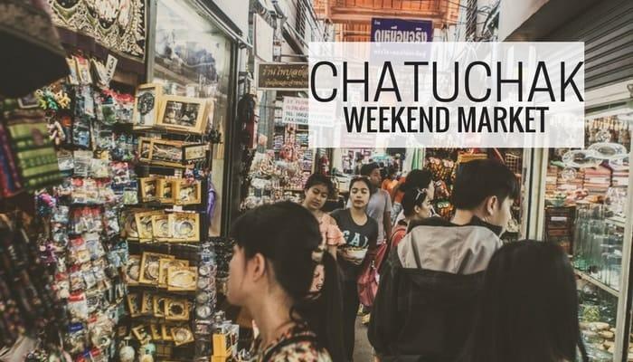 Chatuchak Weekend Market Guide  WOS