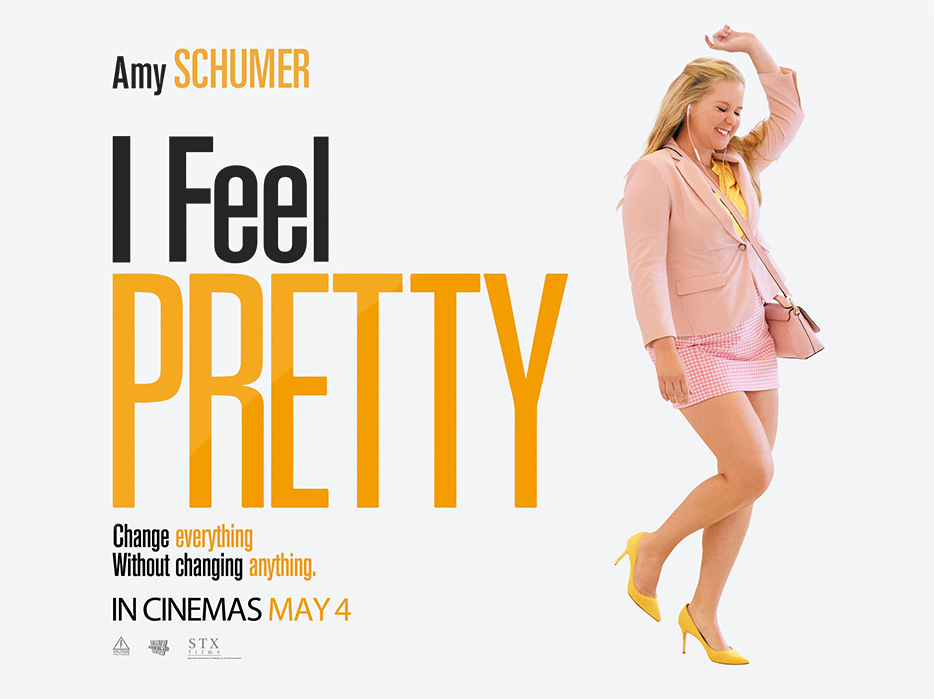 Image result for i feel pretty poster