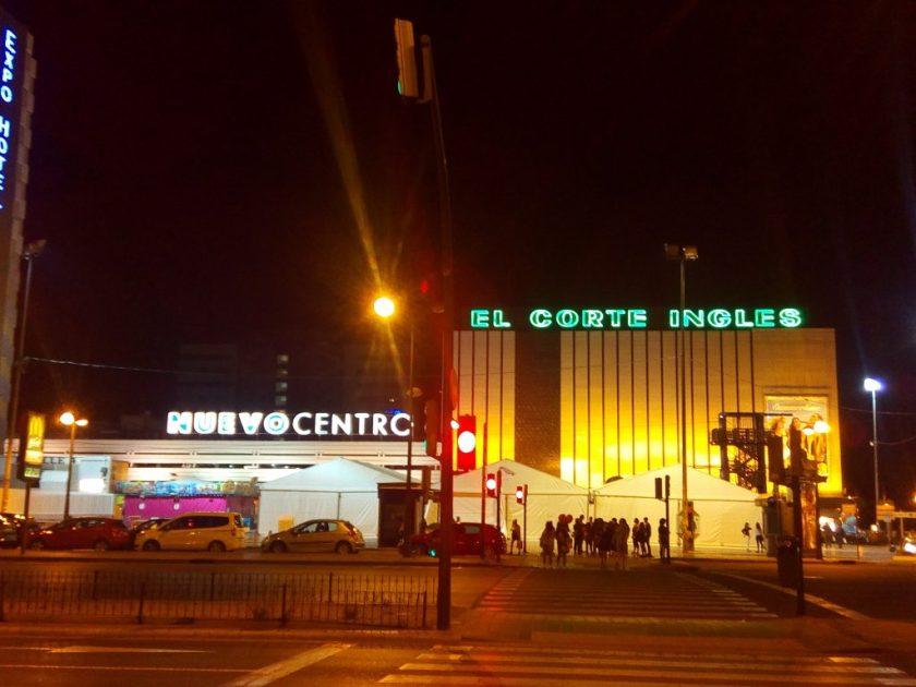 Neuvo Centro Valencia Spain