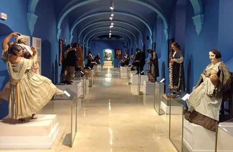 Valencia Spain - Fallas Museum