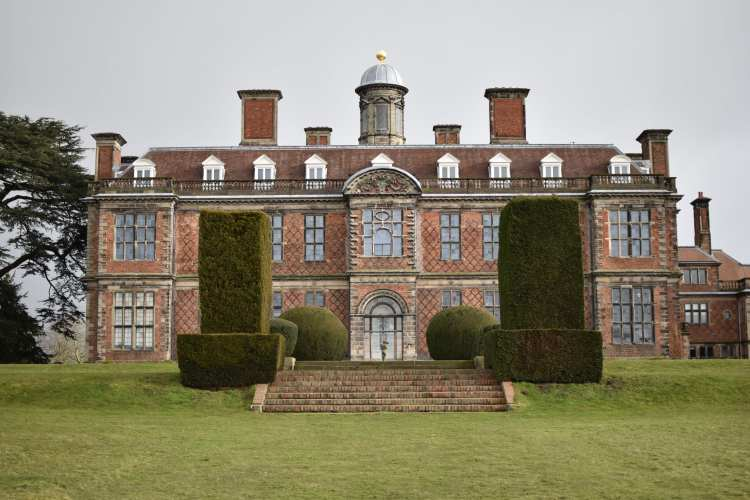 Sudbury Hall - Derbyshire
