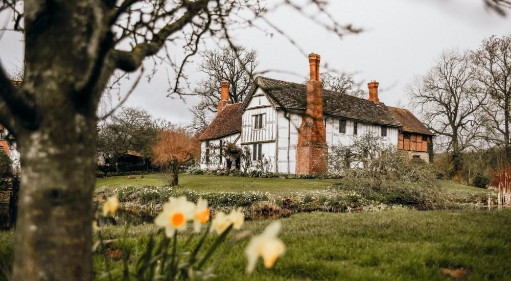 A Glimpse Inside The National Trust's Brockhampton Estate