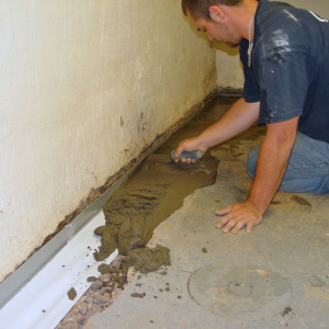 cost drain tile install