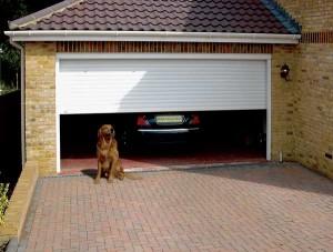 cost garage door install