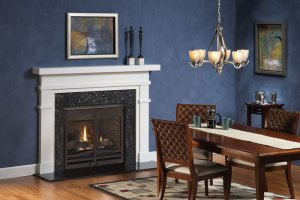 how much cost install operate gas fireplace