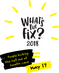 What's The Fix Conference - May 17, 2018