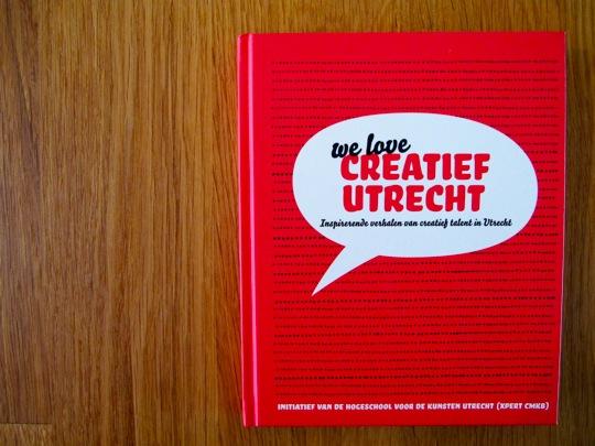Cover of We Love Creatief Utrecht