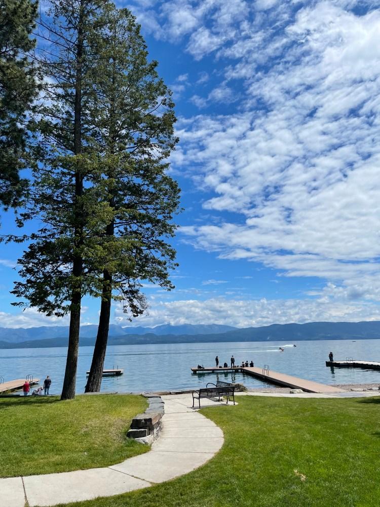 lakeside montana city park