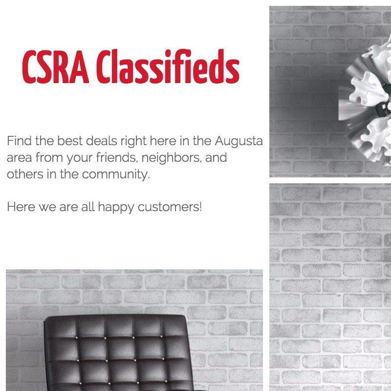 Shop the CSRA Classifieds