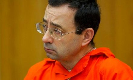 Michigan State trustee's son denies any Nassar cover-up