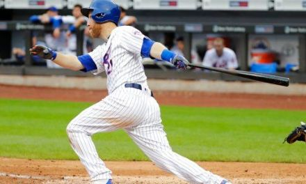 Mets hit back-to-back homers in 9th, stun Marlins 4-3