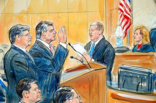 Manafort plea deal raises key question: What does he know?