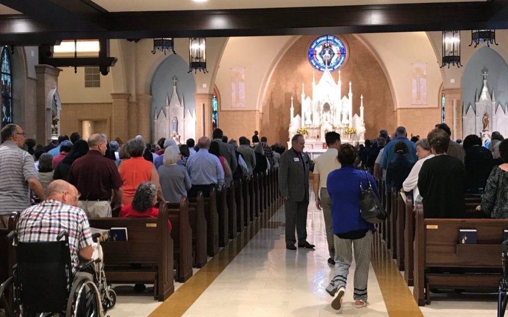 St. Teresa of Avila celebrates 50 years