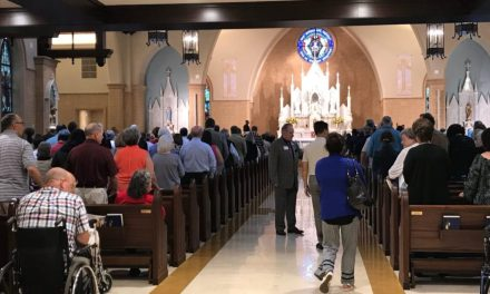 St. Teresa of Avila celebrates 50 years