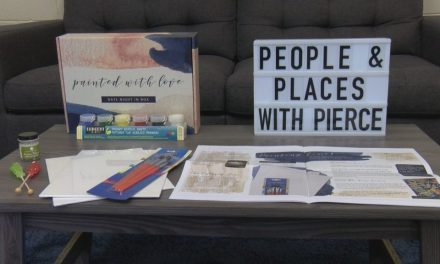 People & Places with Pierce: Night In Boxes
