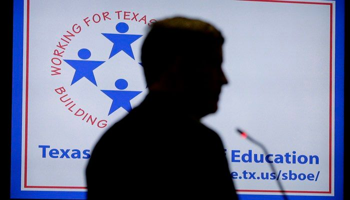 Texas education board endorses nixing figures like Hillary Clinton, keeping Moses