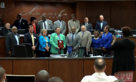 Richmond County Schools recognized by Georgia School Board's Association