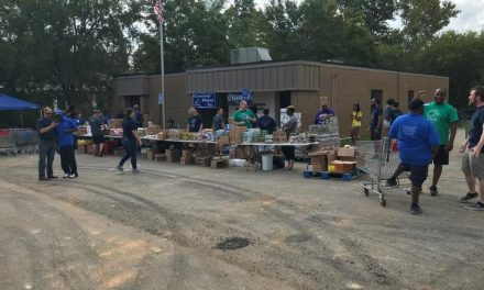Mobile pantry in Grovetown gives out 11,000 pounds of food