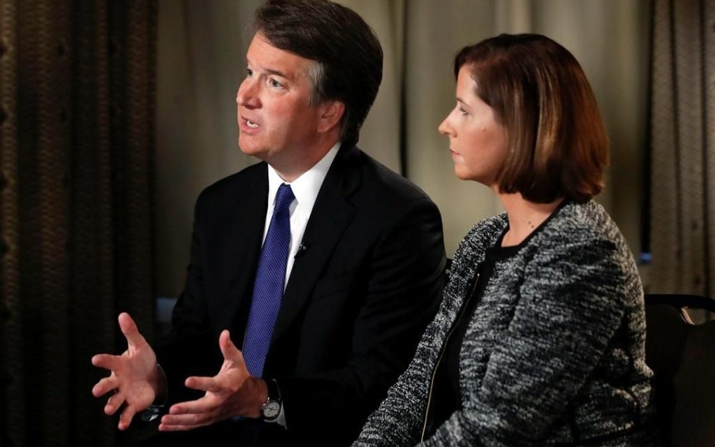 Kavanaugh makes defense in Fox News interview