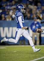Duffy of Kentucky named Ray Guy college punter of week