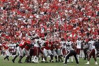 Kickoff times set for Georgia, South Carolina football games