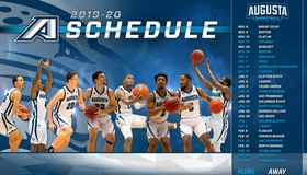 Augusta Men's Basketball Sets 2019-20 Schedule