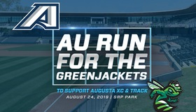 AU Run For The GreenJackets 5K Set For August 24 To Support Augusta Cross Country, Track & Field