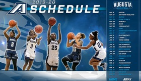 Augusta Women's Basketball Reveals 2019-20 Slate