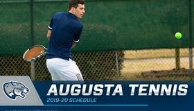 Augusta Tennis Releases 2019-20 Men's Schedule