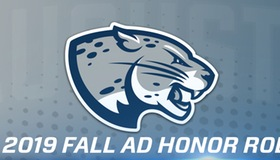 Jaguars Celebrate Fall 2019 Academics With Athletic Director's Honor Roll