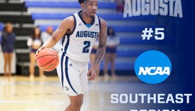 Augusta 5th in first Round of NCAA Regional Rankings